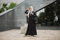 Fashion Hijab Stylish